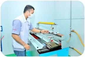 Dial Finishing Process - MCC Flat Top Workshop